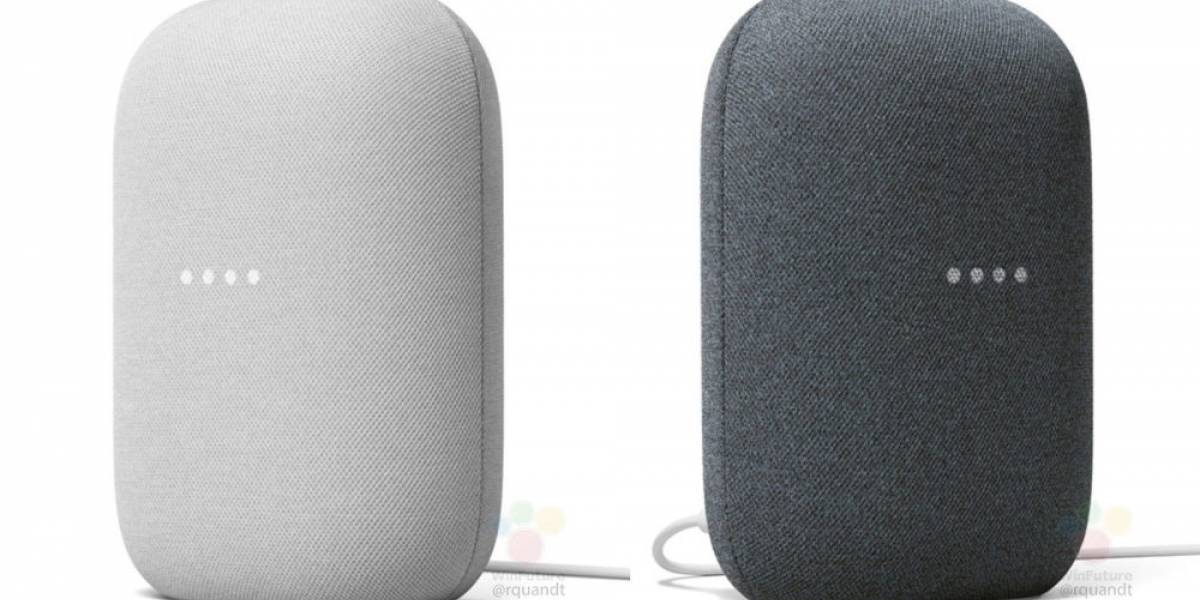 Google tiene un nuevo altavoz inteligente: El Nest Audio