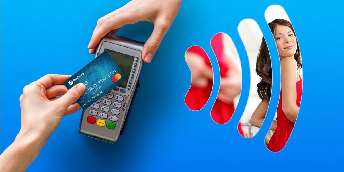 La tecnología Contactless acerca a los tarjetahabientes a aquello que les gusta, pero sin tener contacto