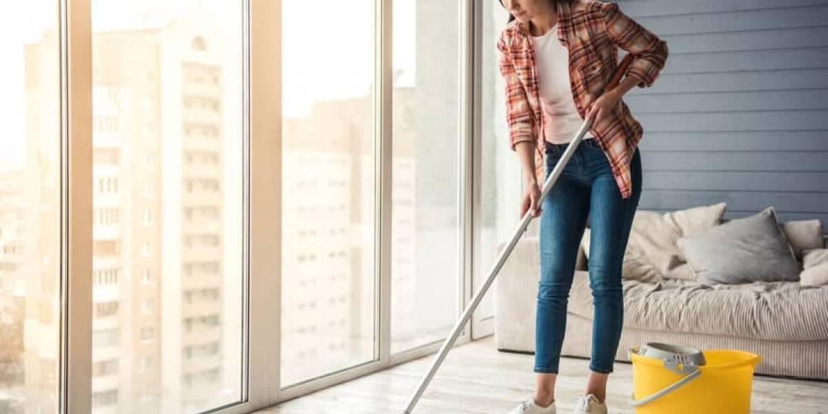 8 modelos 'mops' bem avaliados para limpeza da casa