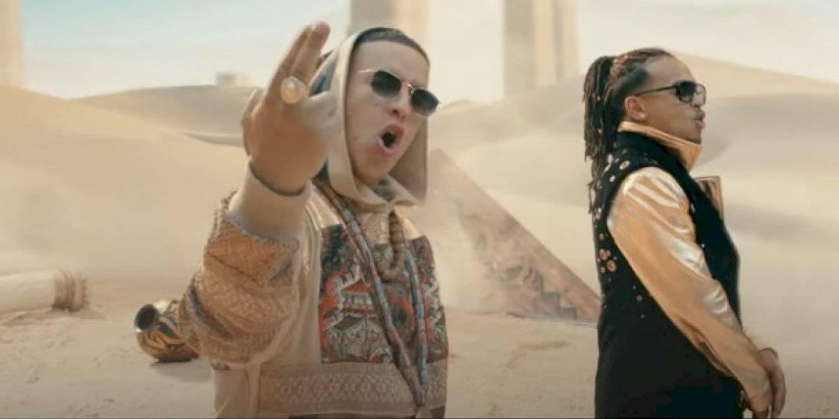"""Ozuna y Daddy Yankee lanzan videoclip de su tema """"No se da cuenta"""""""