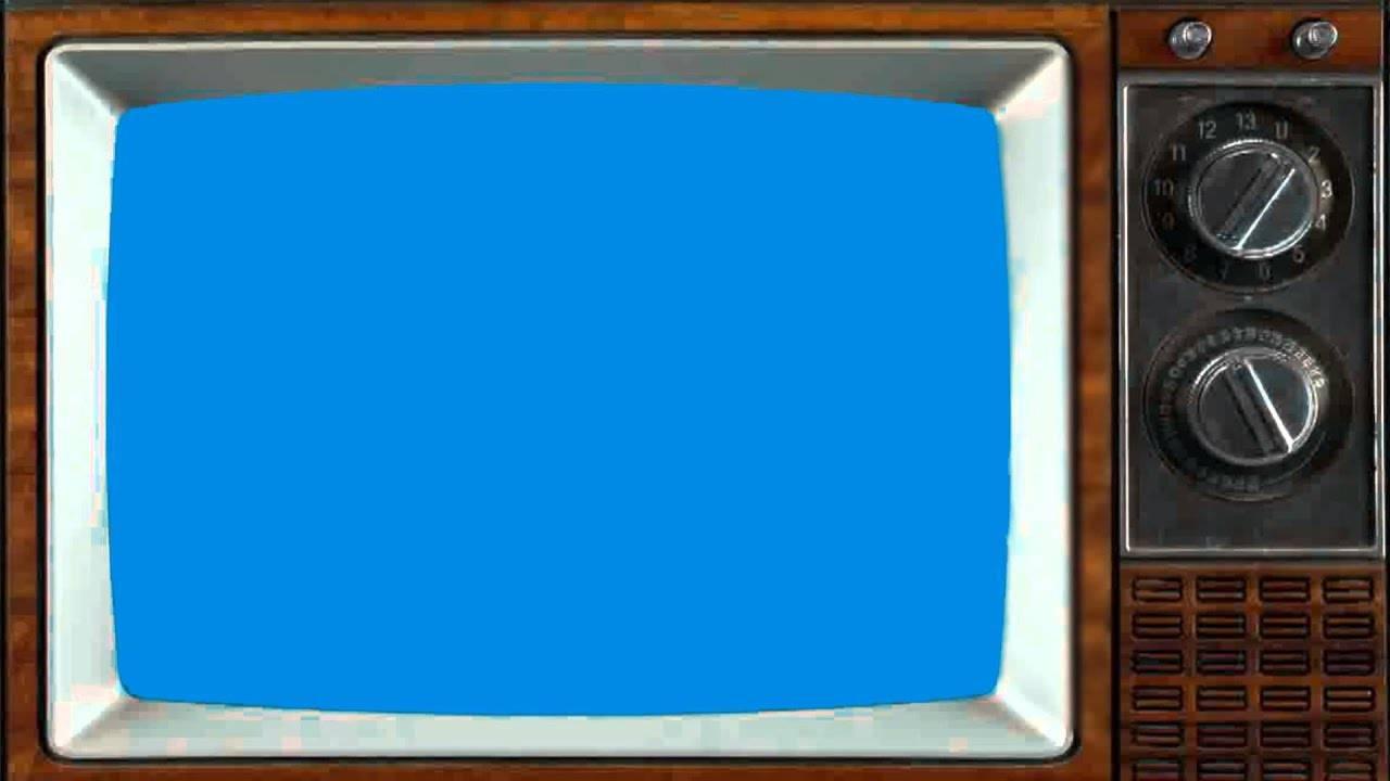Una televisión antigua causó un caos en el servicio de Internet en un pueblo en Gales.