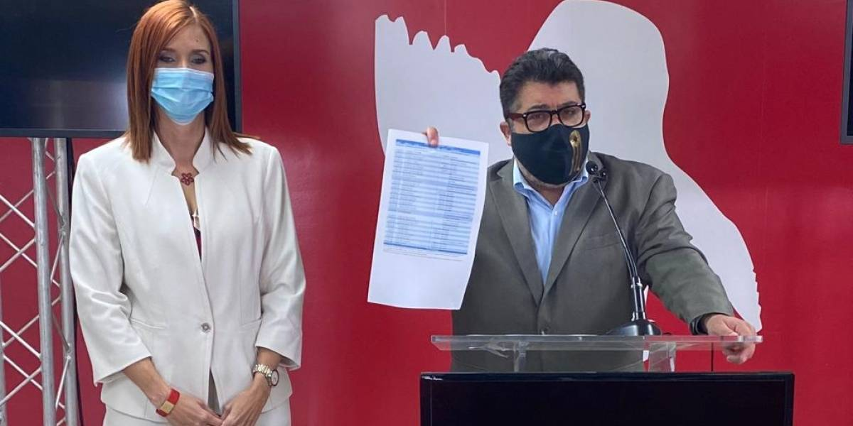 Denuncian ausencia de Jenniffer González en Washington debido a viajes excesivos