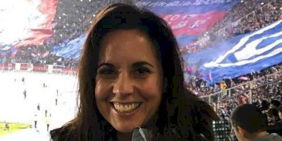 """Carolina Coppo, directora de la """"U"""": """"Una crítica a la gestión de Heller es no jugársela por la cantera, que es lo que hizo la Católica"""""""