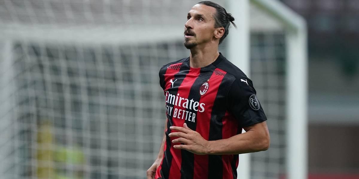 ¡Qué crack! Zlatan Ibrahimovic regaló un PlayStation 5 a todos sus compañeros del AC Milan
