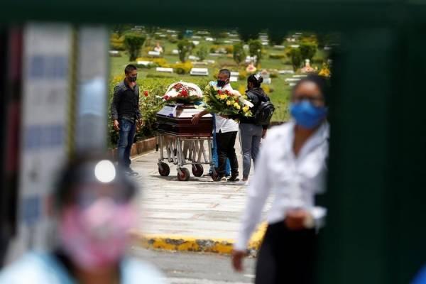 Las causas de las masacres en Colombia del 2020
