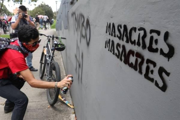 Masacres en Colombia nos devolvieron a la violencia de hace dos décadas