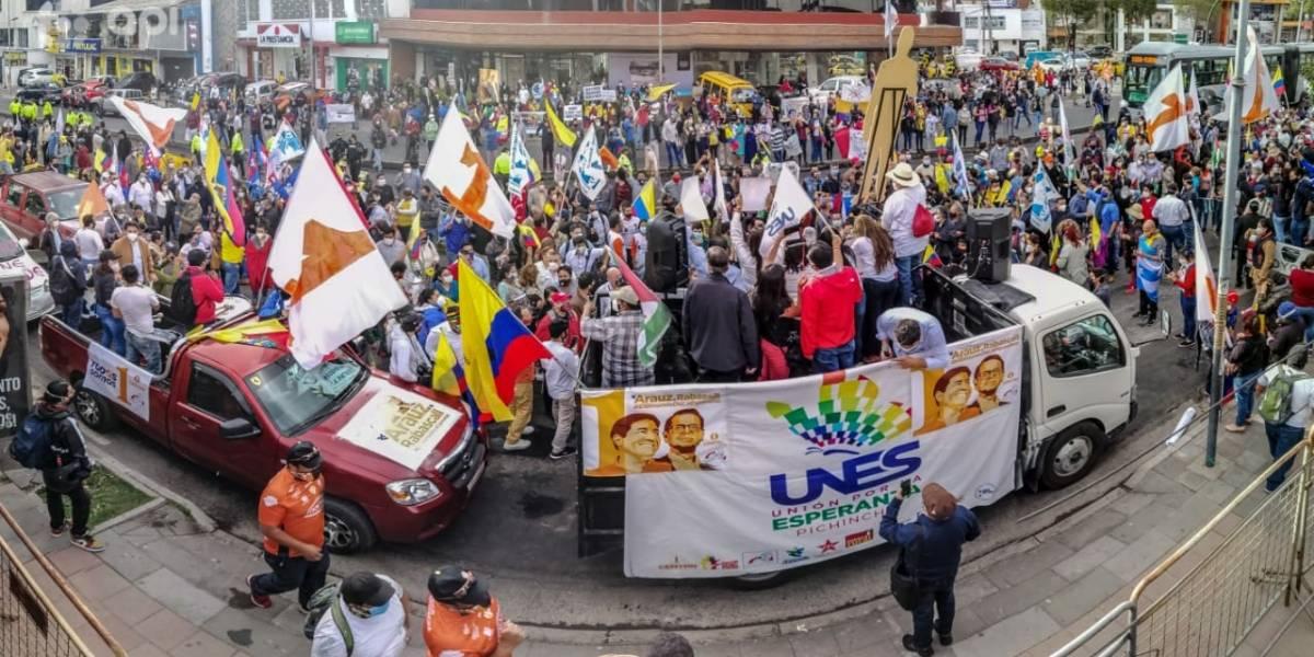 CNE dio 48 horas a UNES para subsanar los requisitos de inscripción de sus candidatos