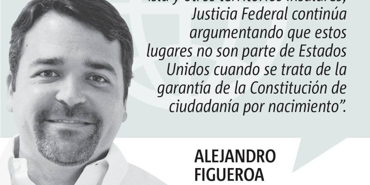 Opinión de Alejandro Figueroa: La colonia pone en peligro nuestra ciudadanía