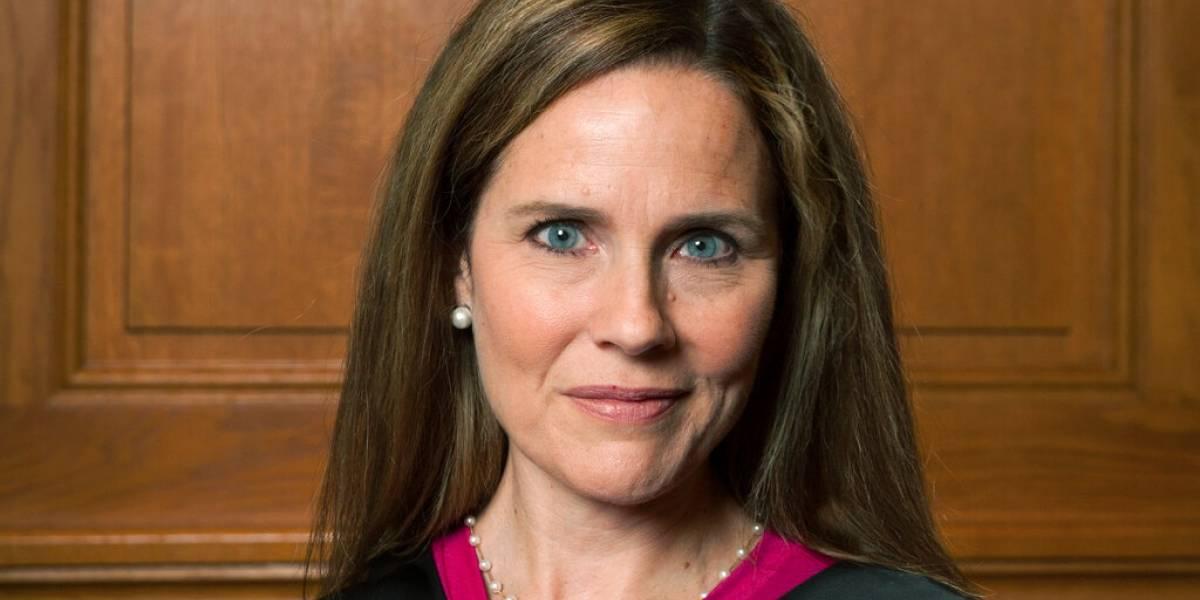 ¿Quién es Amy Coney Barret, nominada por Trump a la Corte Suprema?