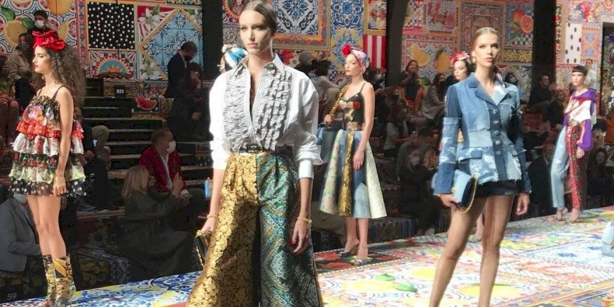 Fendi inaugura una Semana de la Moda de Milán híbrida