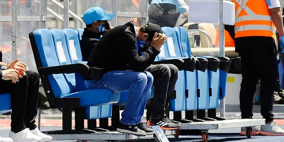 ¿Candidato para Colo Colo? Deportes Iquique anuncia la salida de Jaime Vera