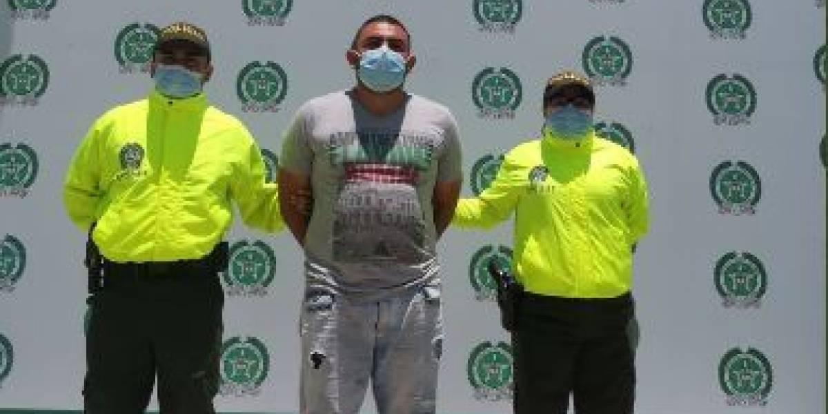 Capturan a presuntos miembros del ELN pedido en extradición por EE.UU.
