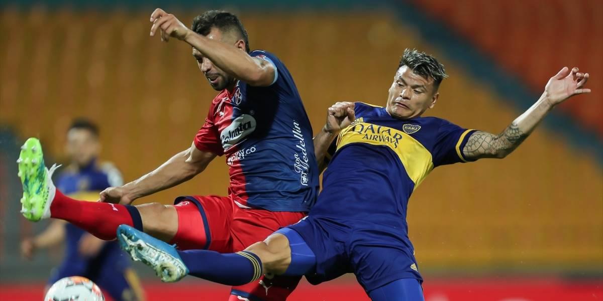Tabla de posiciones del Grupo H de la Copa Libertadores (Actualizada) | Medellín, Boca Juniors, Libertad y Caracas