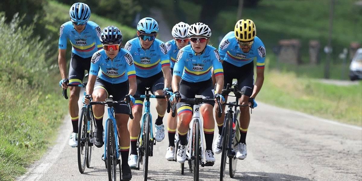 ¡Vamos a apoyarlos! Ellos son los 11 ciclistas que van por la gloria en el Mundial de Ciclismo