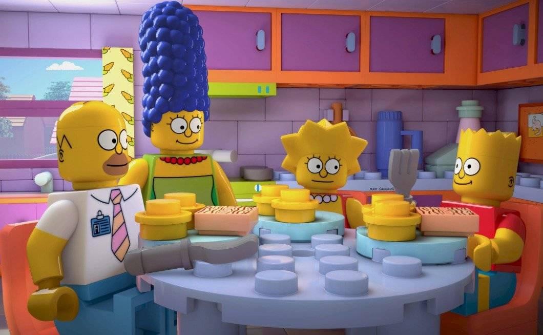 Los Simpson crossovers