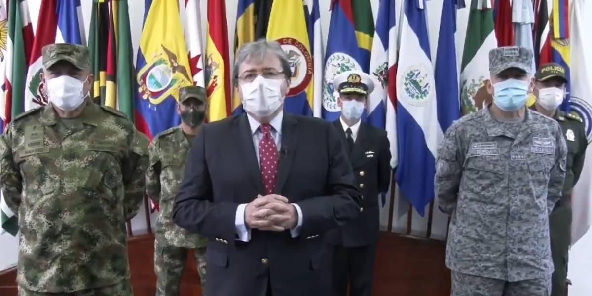 MinDefensa dijo qué pasará con soldados involucrados en asesinato de mujer en el Cauca