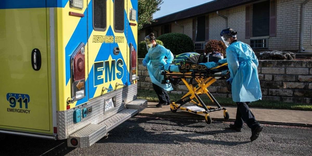 Las ciudades con más muertes y contagios por coronavirus en EU