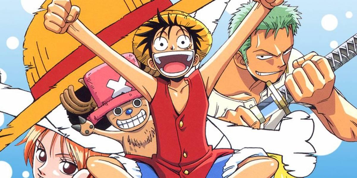 """Netflix anuncia la llegada de """"One Piece"""", el legendario animé que se estrenó hace más de 20 años"""