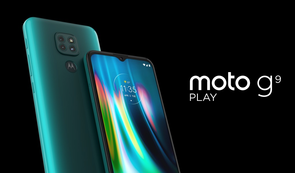 Motorola Moto G9 Plus Play