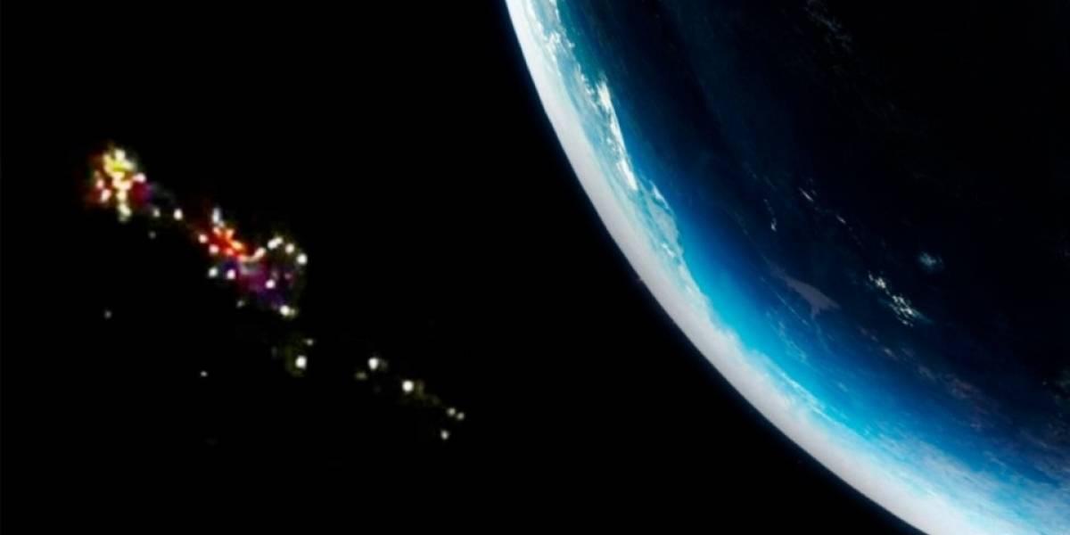 OVNI: las luces de la Estación Espacial Internacional no eran naves extraterrestres, pero sí un fenómeno que cada vez será más recurrente