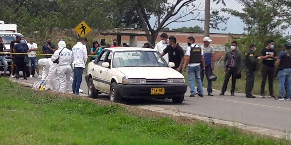 """""""Soldado parecía drogado; intentó pegarse un tiro"""": dijo esposo de la mujer asesinada en Cauca"""