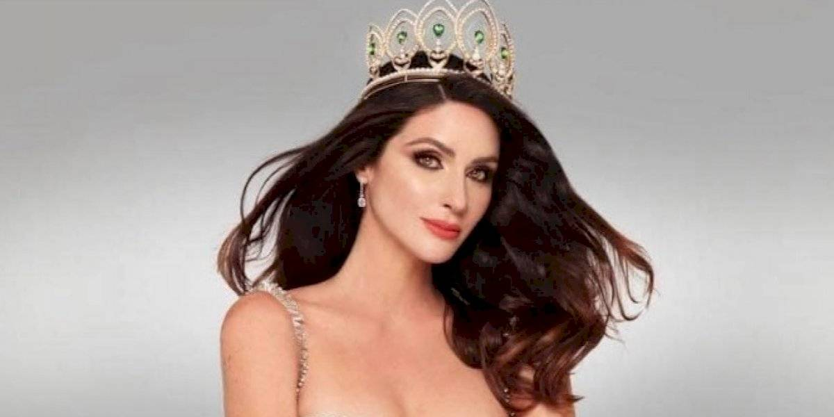 Presentan a Estefanía Soto como la nueva Miss Universe Puerto Rico 2020