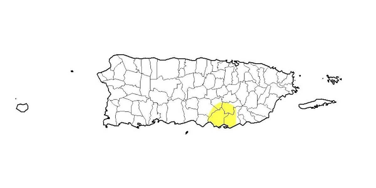 Se mantiene sin cambios nivel de sequía en Puerto Rico
