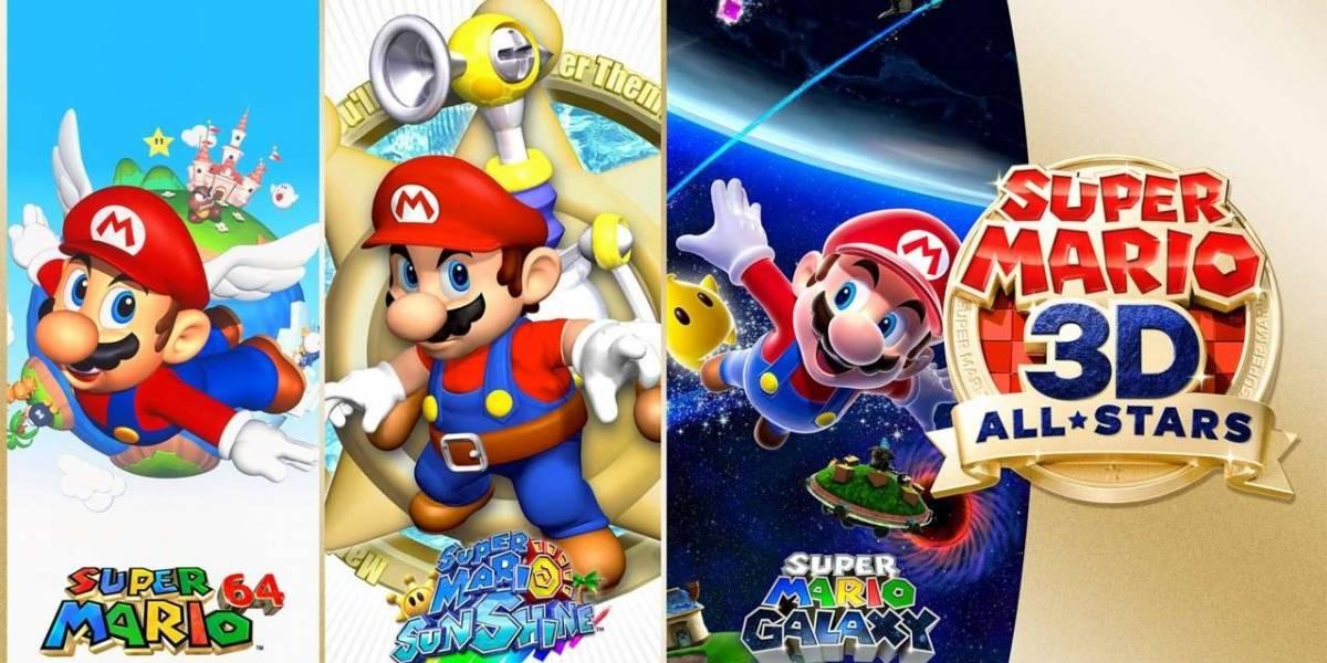 Review de Super Mario 3D All Stars para Nintendo Switch: una colección gloriosa