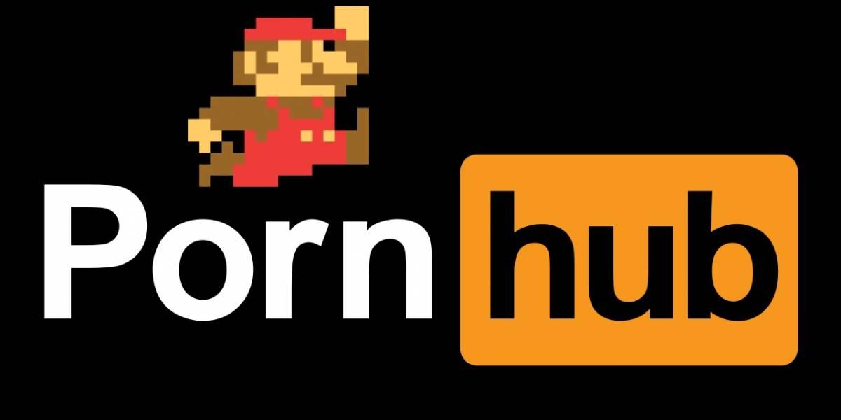 PornHub: las búsquedas relacionadas con Super Mario Bros. aumentaron más de 100%