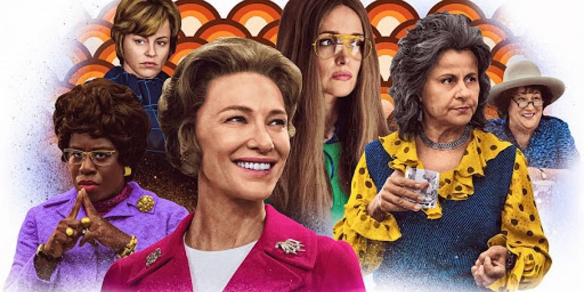Mrs. America: Vistiendo al feminismo de los años 70