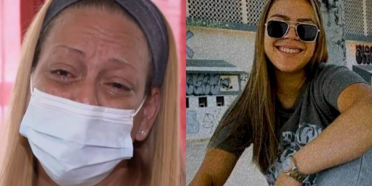 Desgarrador relato de la madre de Rosimar Rodríguez