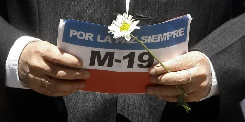 Cuánto costará la construcción del monumento a la paz con el M-19 en Bogotá  | Publimetro Colombia