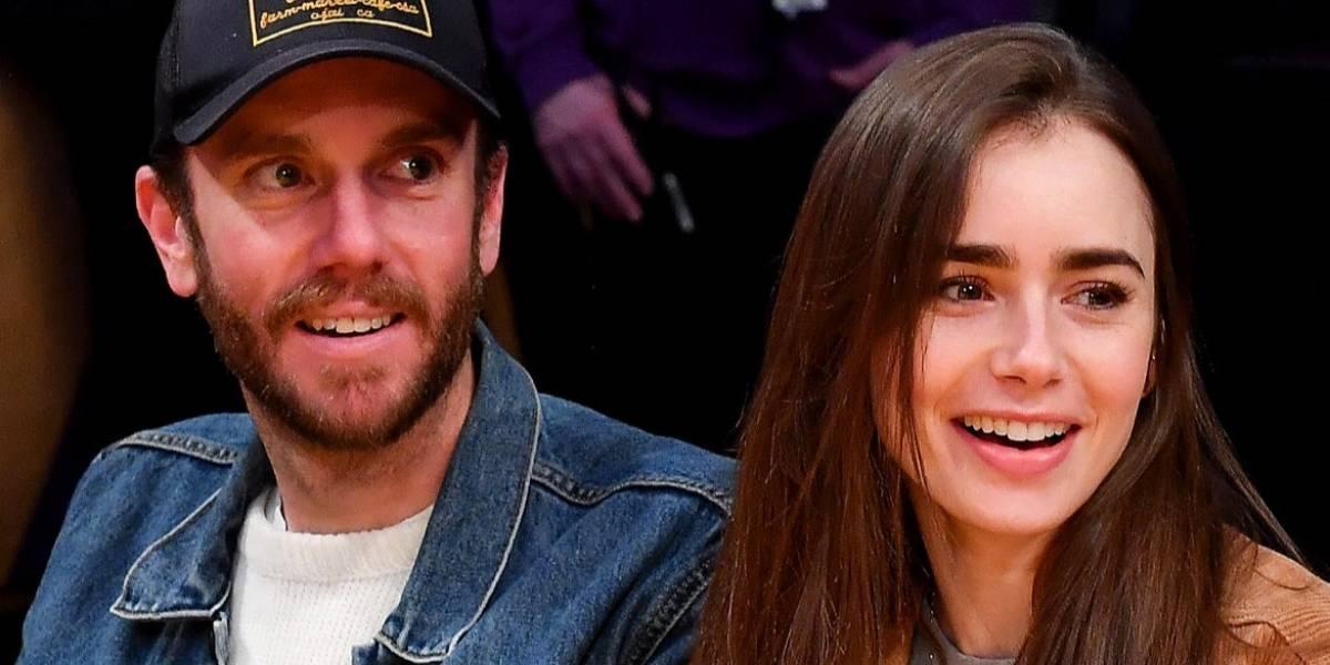 ¿Quién es Charlie McDowell el prometido de la actriz Lily Collins?