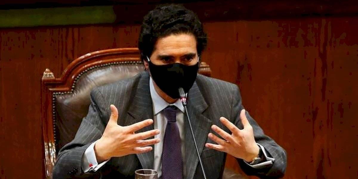 """Ministro Briones por segundo retiro del 10%: """"Aquellos que lo promovieron dijeron que eso era por única vez"""""""