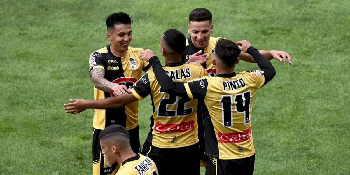 Coquimbo Unido sigue en alza tras derrotar a Santiago Wanderers y obliga a ganar a Colo Colo