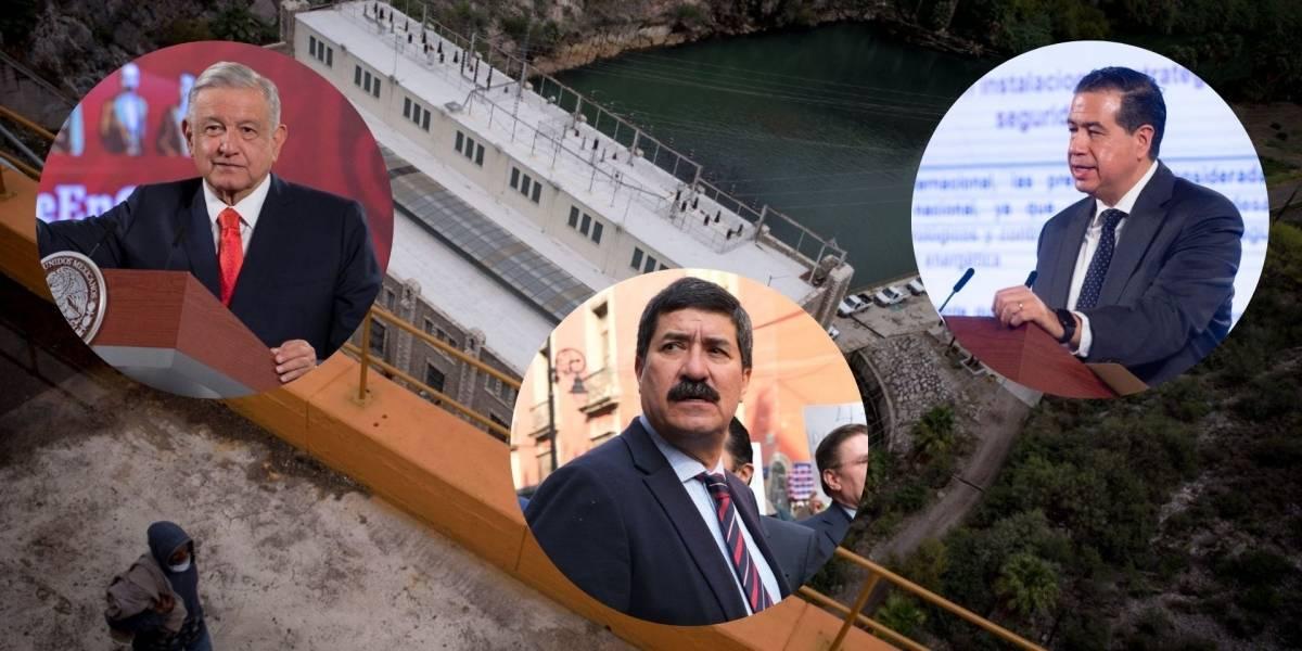 Acusa gobierno usufructo y nexos con narco en conflicto por el agua