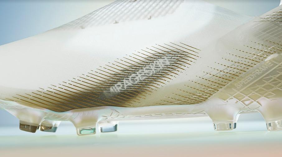 Detalles del X-Ghosted de Adidas.