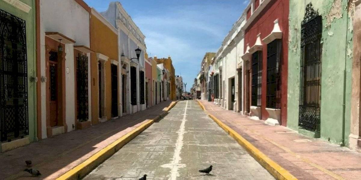 Campeche consigue llegar a semáforo verde