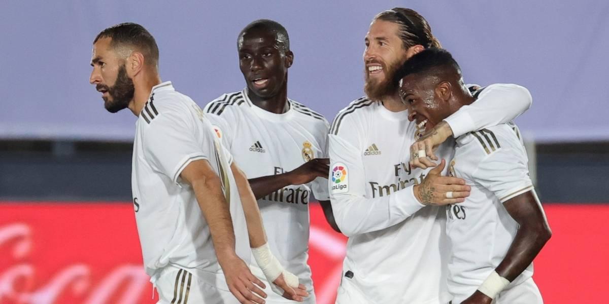 Real Betis vs. Real Madrid   EN VIVO ONLINE GRATIS Link y dónde ver en TV La Liga: alineaciones, canal y streaming