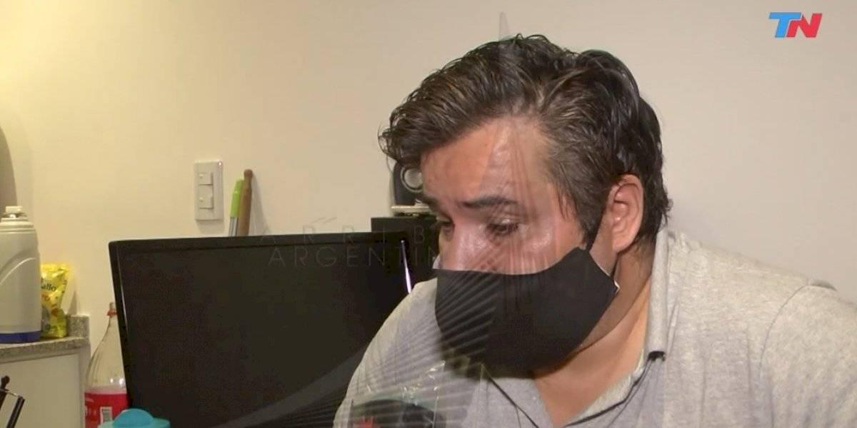 Le pasó la cuenta revisar cirugía de su pareja: renunció diputado argentino que protagonizó escena sexual en vivo