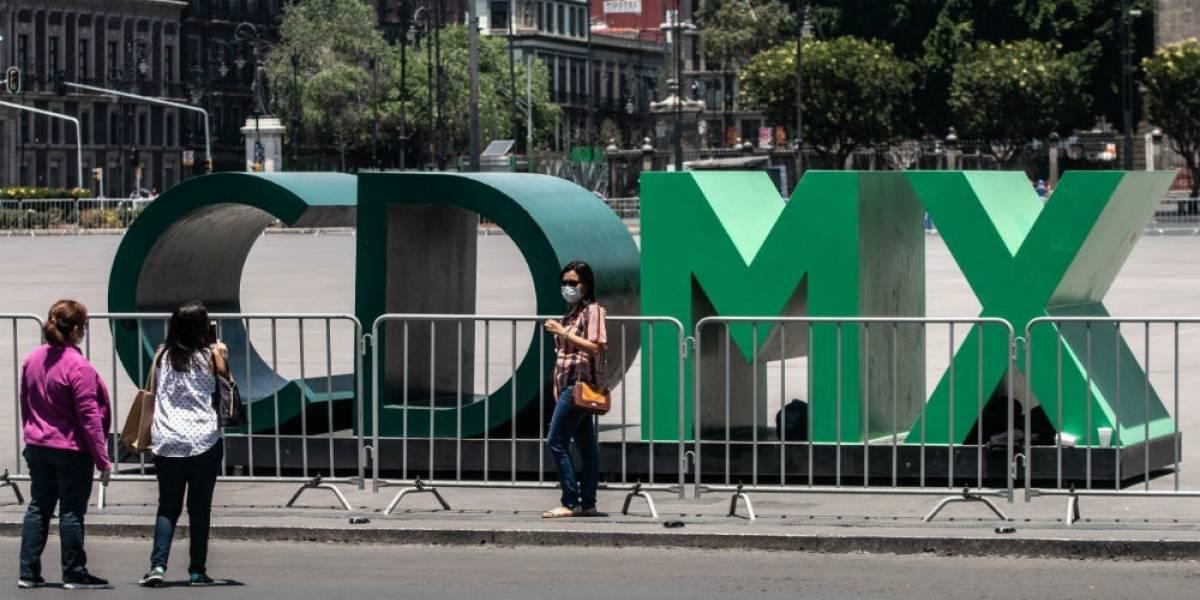 CDMX permanece en semáforo naranja; apertura de oficinas se retrasa