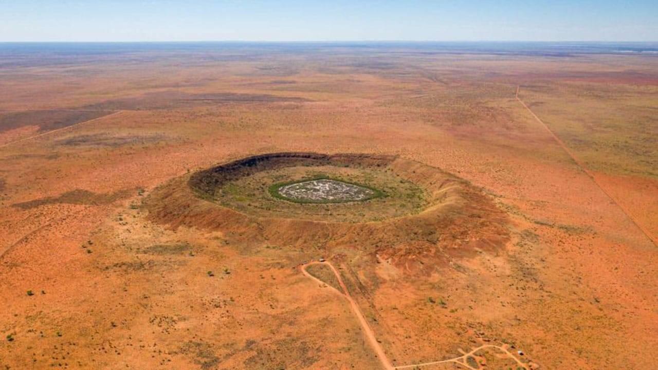 Cráter Ora Banda