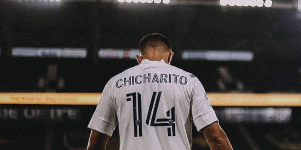 """""""Chicharito"""" Hernández y su poca efectividad con el Galaxy"""