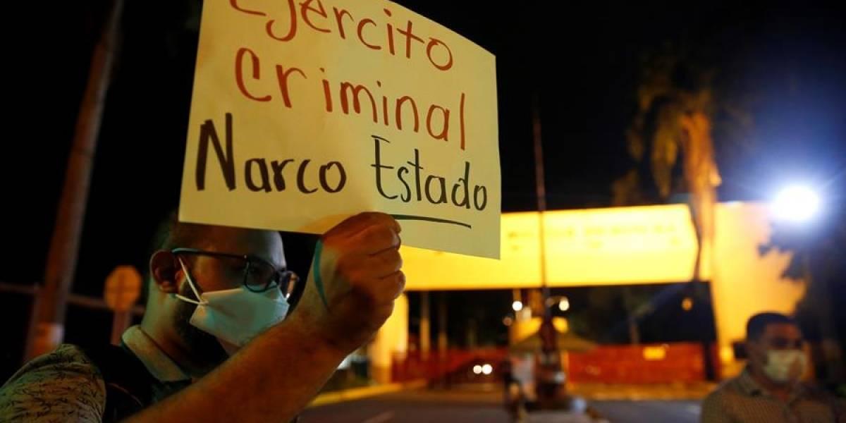 Denuncian que joven fue agredido por soldados en Santander