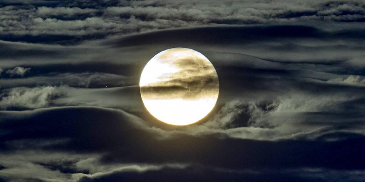 Aumenta dramáticamente el nivel de radiación lunar