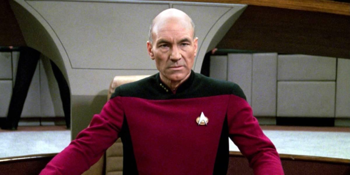 """Patrick Stewart quiere un crossover de Star Wars con Star Trek: """"Hemos fantaseado sobre un universo combinado"""""""