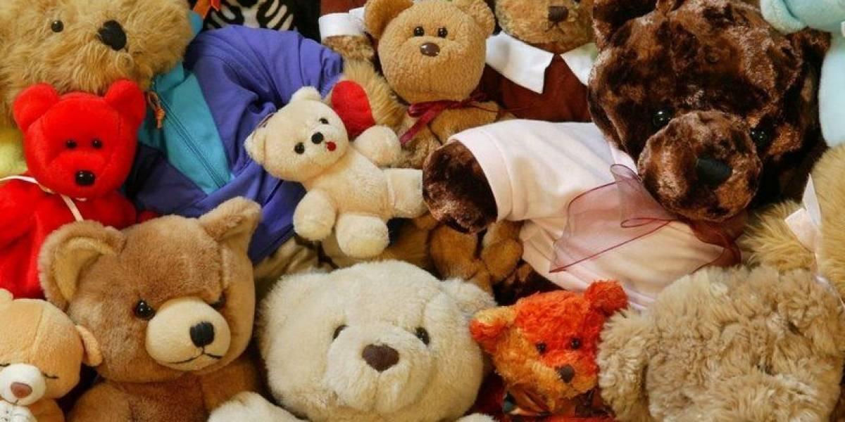 Francia destruye 40.000 peluches procedentes de China por ser muy peligrosos para los niños ¿Qué tenían?