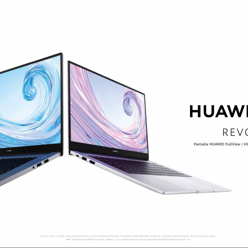 ¿Qué hacen perfectas a las laptops Huawei Matebook D14 y D15 ?