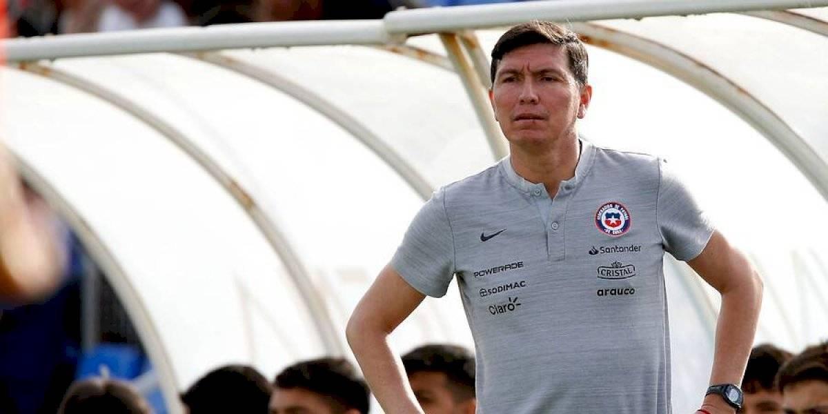 Deportes Iquique anuncia a Cristián Leiva y la Roja Sub 17 se queda sin entrenador