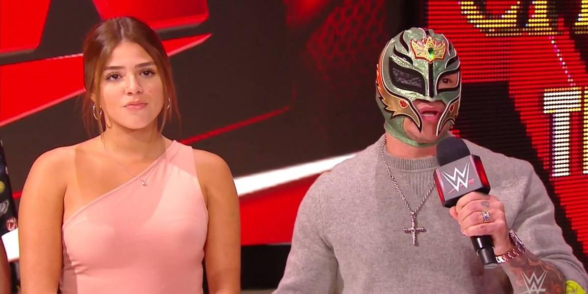 Estos son los planes para la hija de Rey Mysterio en WWE